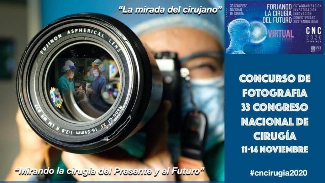 La Asociación Española de Cirujanos organiza el 1º Concurso Fotográfico