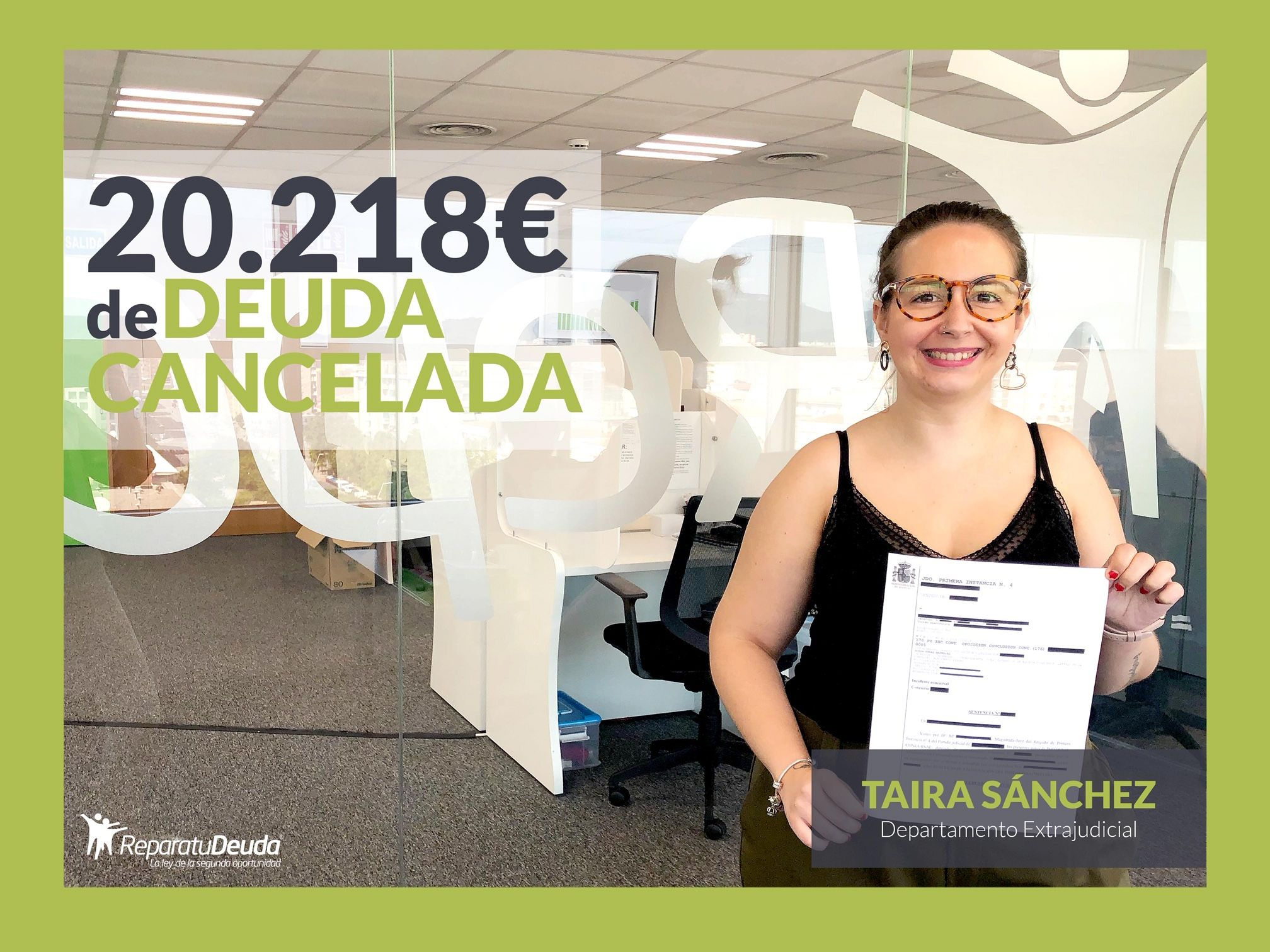 Repara tu Deuda cancela 20.218 € a un vecino de Sant Boi de Llobregat, con la Ley de la Segunda Oportunidad