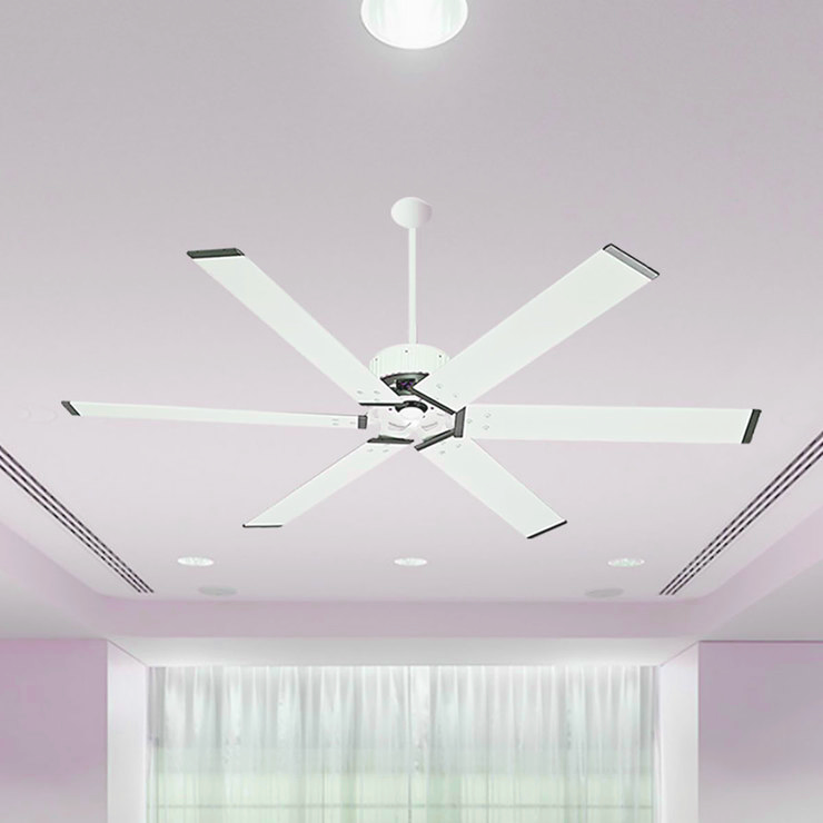 Ventiladores de techo con modo invierno. Aquí están todas sus cualidades y ventajas por Ventilador.org