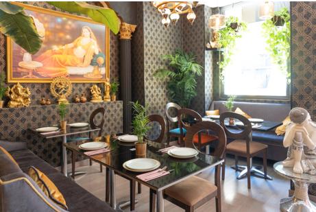 Restaurante Doli, un referente de la gastronomía India en Madrid por sus platos exclusivos
