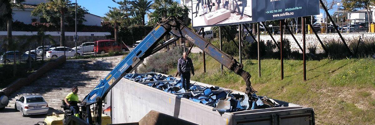 ¿En qué consiste y qué ventajas tiene el reciclaje de chatarra? Reciclados Jurado lo explica