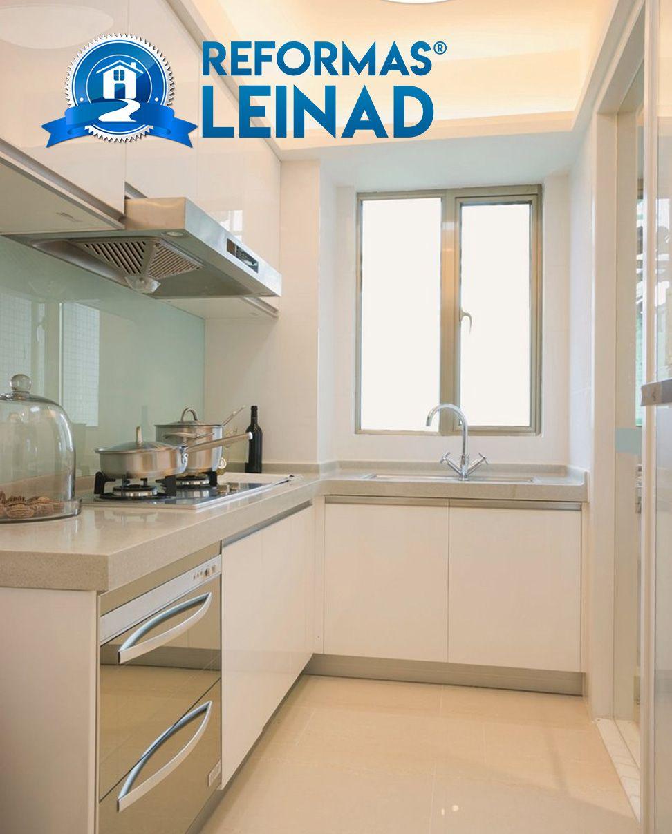 Reformas Leinad: Reformas para la cocina