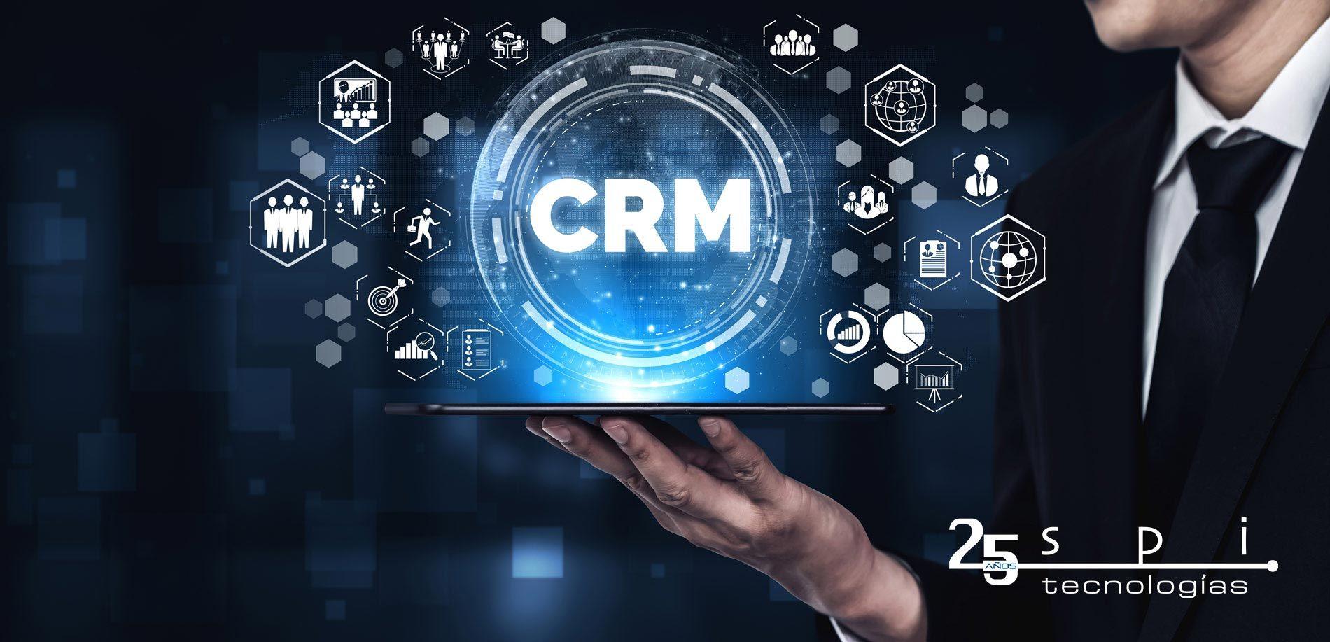 SPI Tecnologías da las claves para elegir el mejor CRM para una empresa