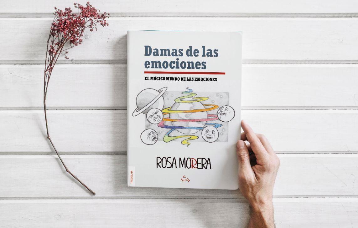 'Damas de las emociones', de Rosa Morera, una bella fábula para padres e hijos sobre la educación emocional