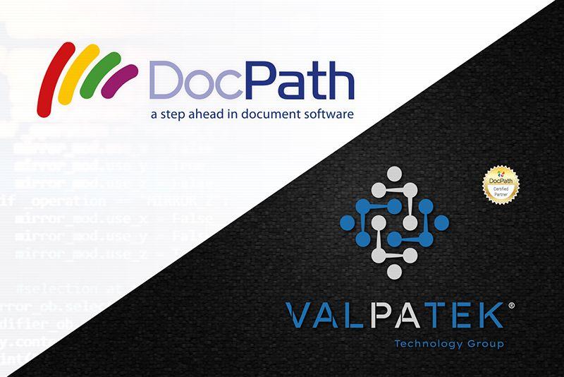 Valpatek Technology Group, un nuevo socio certificado en tecnología de documentos DocPath