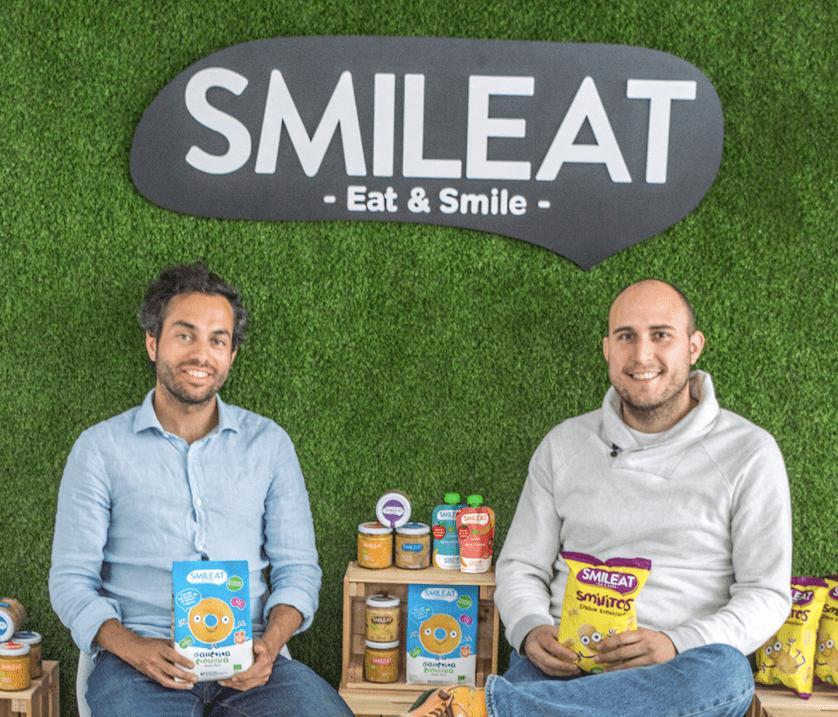 Smileat, la marca española de alimentación infantil ecológica más vendida