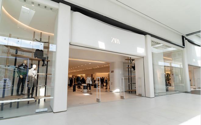Zara inaugura una gran tienda de 3.800 metros y vuelve al renovado Parque Corredor