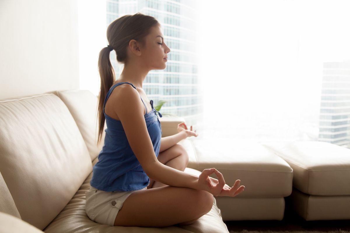 Meditación guiada, también online, por Sadhaka Space