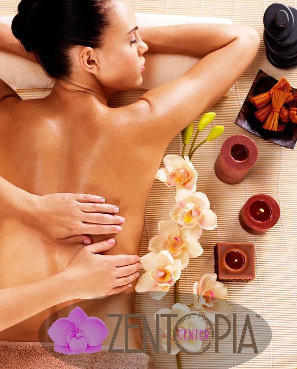Los mejores 10 consejos para disfrutar de los beneficios de un masaje, por ZENTOPIA