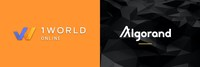 1World Online anuncia integración con Algorand e inversión de Borderless Capital