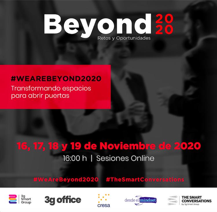 Beyond 2020, los retos y oportunidades de la era pos-covid