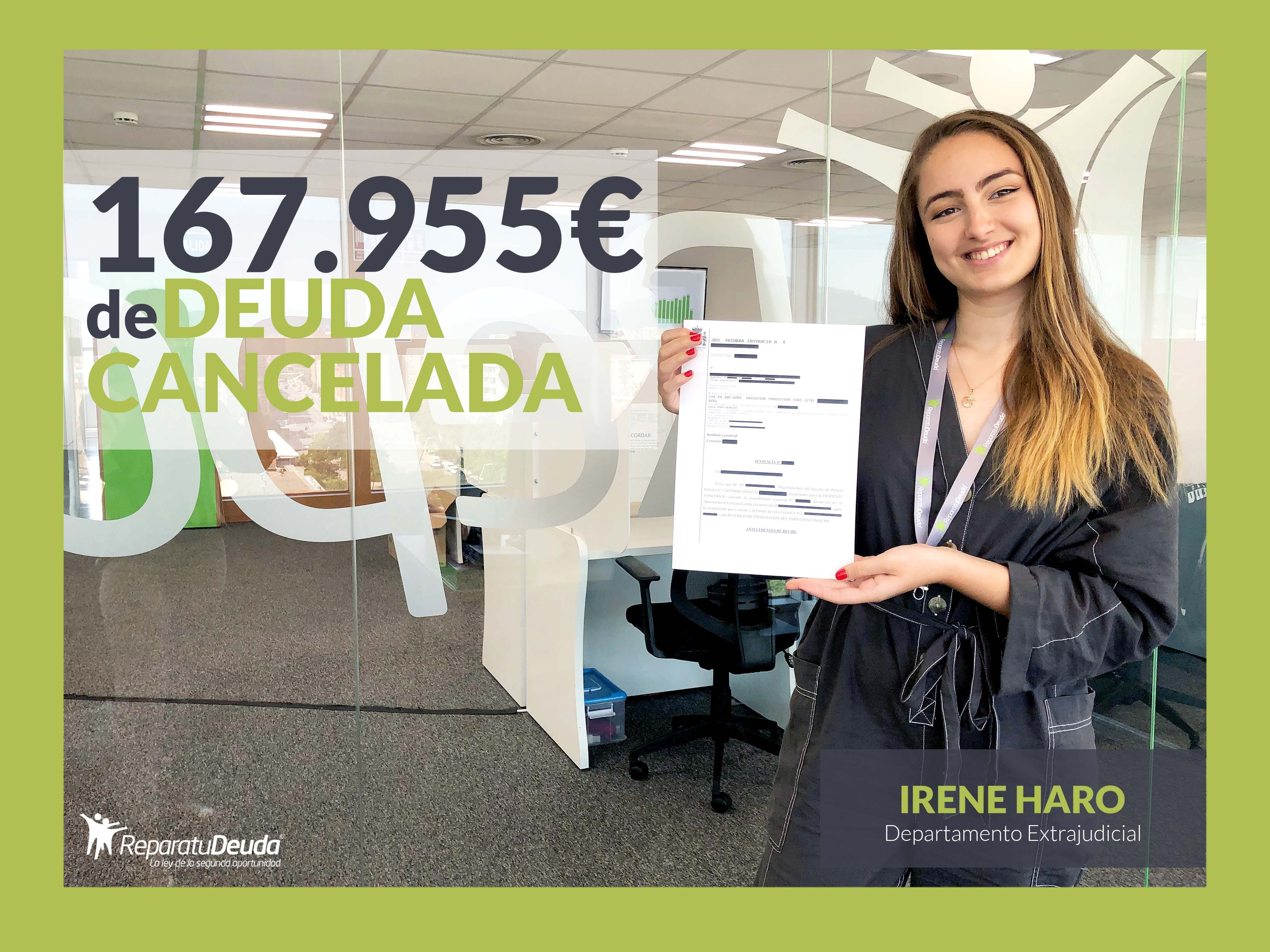 Repara tu Deuda abogados cancela 481.359 € de deuda en Lleida, con la Ley de la Segunda oportunidad