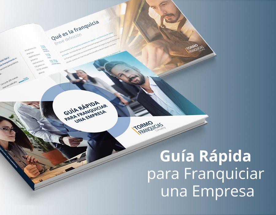 Tormo Franquicias Consulting anuncia el lanzamiento de su