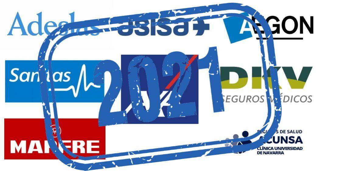 Todosegurosmedicos.com analiza los mejores seguros médicos privados para 2021