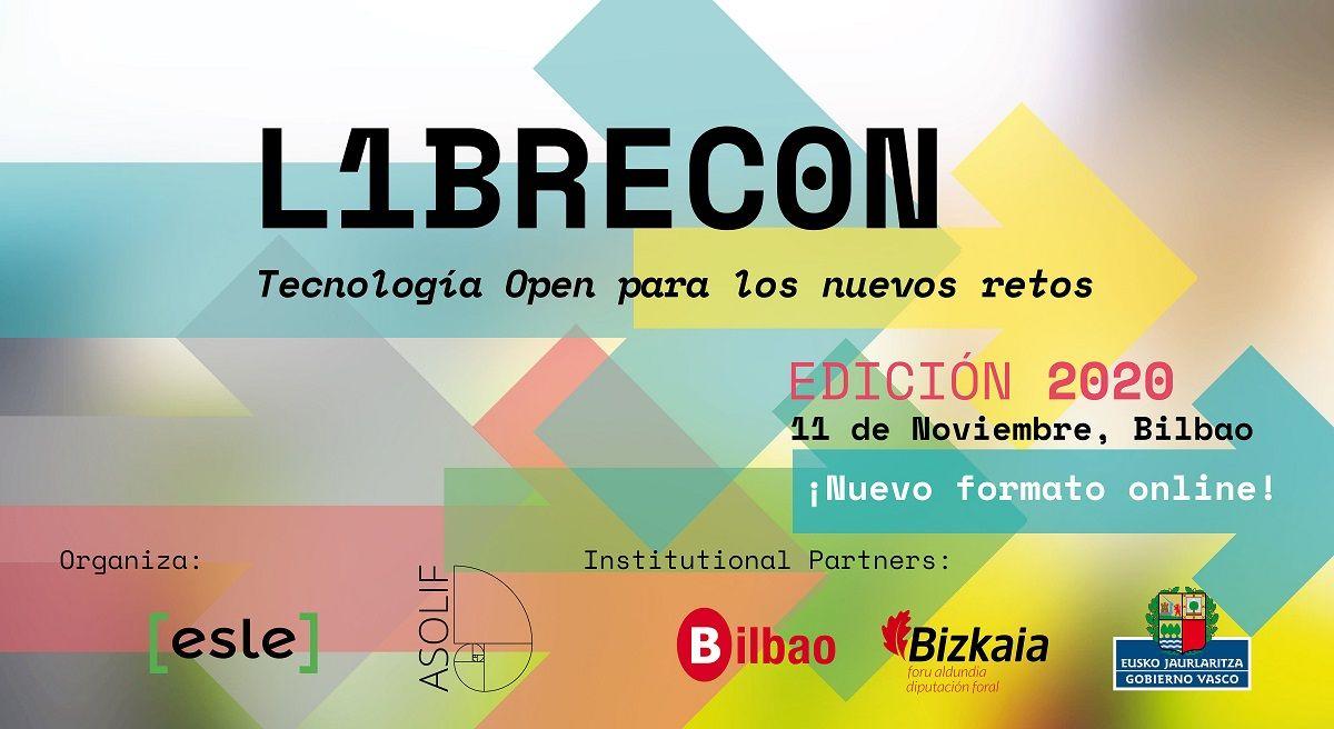 El Congreso Librecon abordará soluciones tecnológicas abiertas y retos ante la situación de pandemia