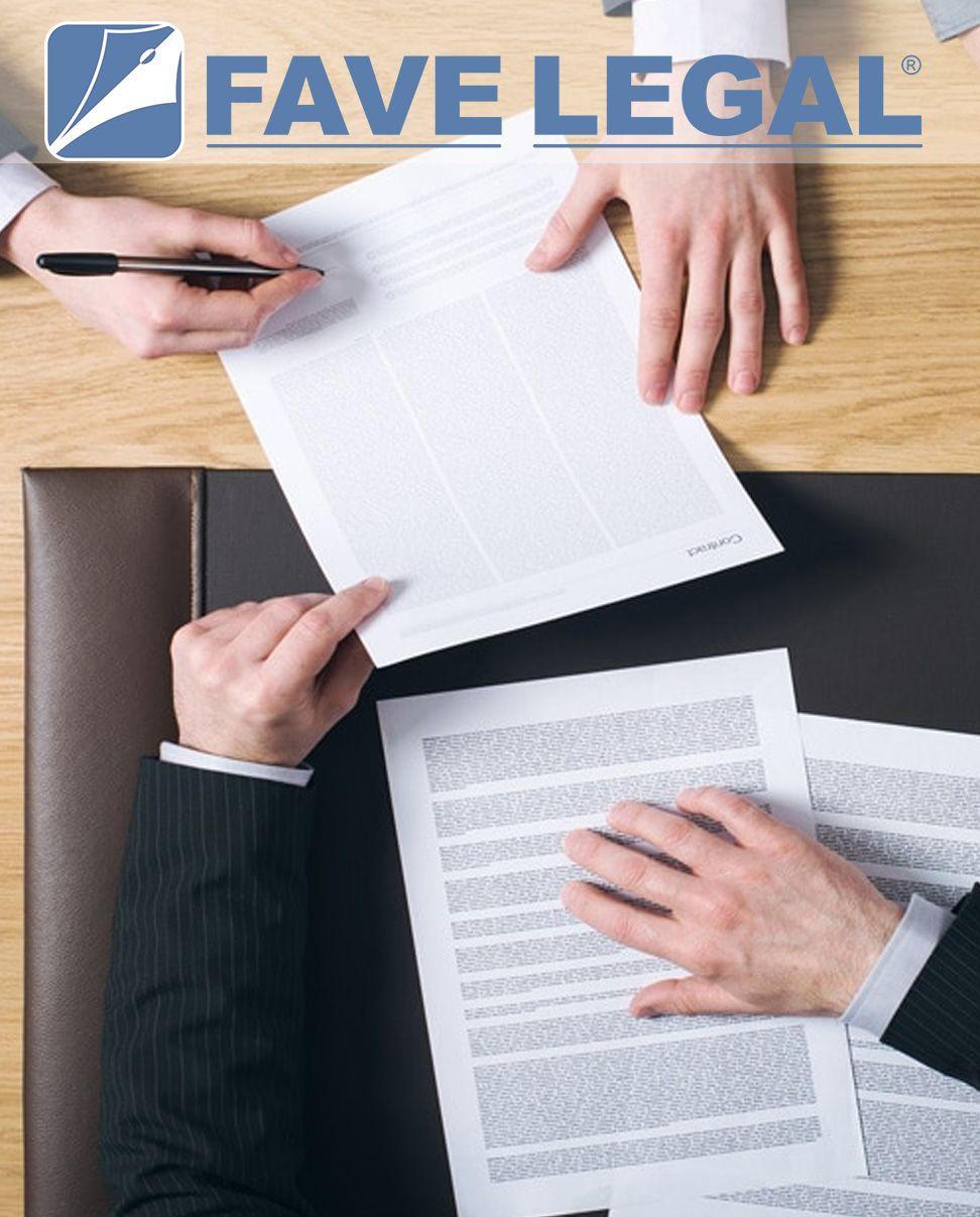 FAVE LEGAL: ¿Cómo elegir correctamente a un abogado?