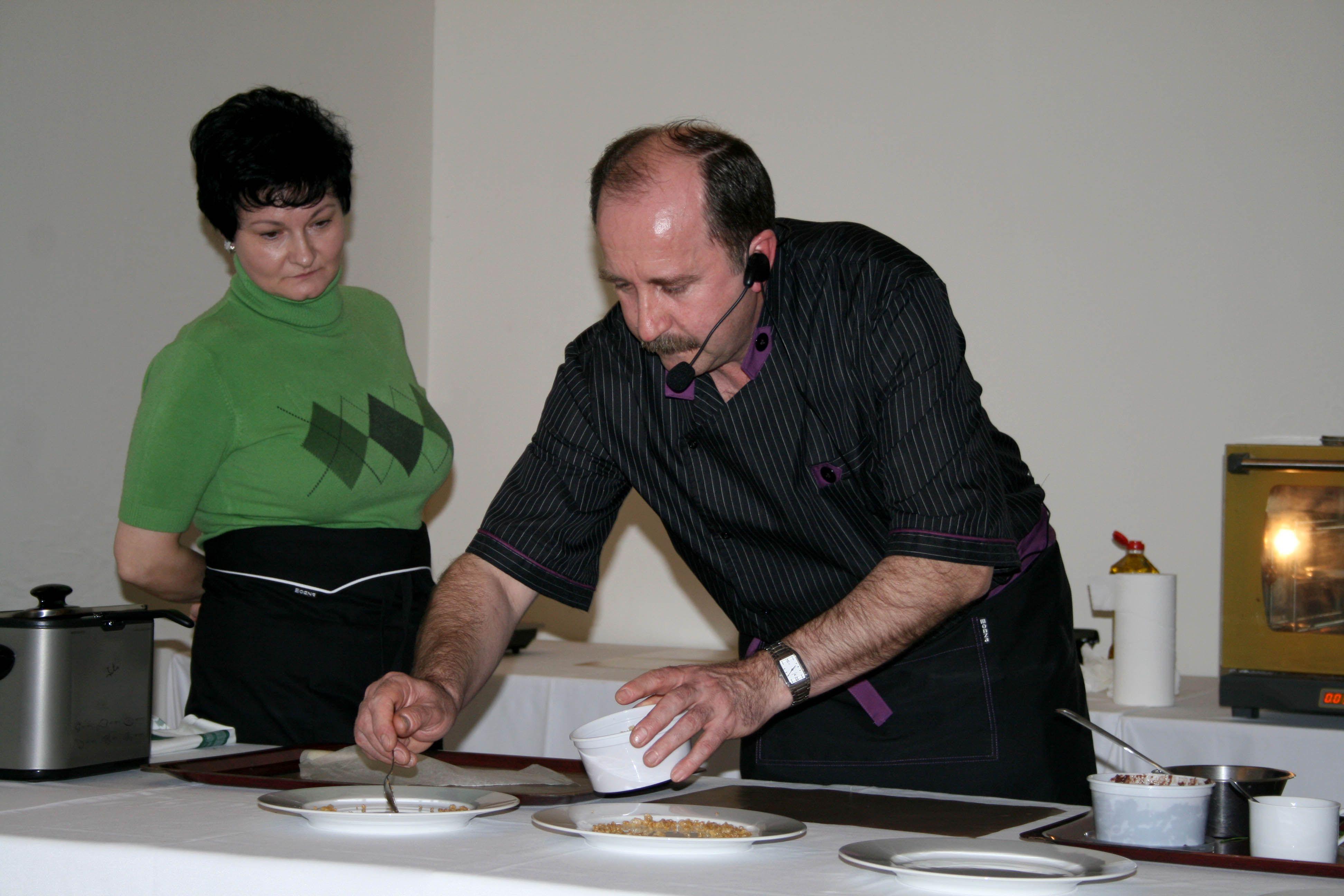 El Concurso de Pinchos Medievales se ha convertido en un clásico de la gastronomía adnamantina
