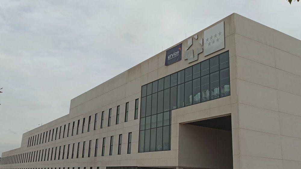 Finaliza, en tiempo récord, la construcción del hospital Enfermera Isabel Zendal para pacientes Covid