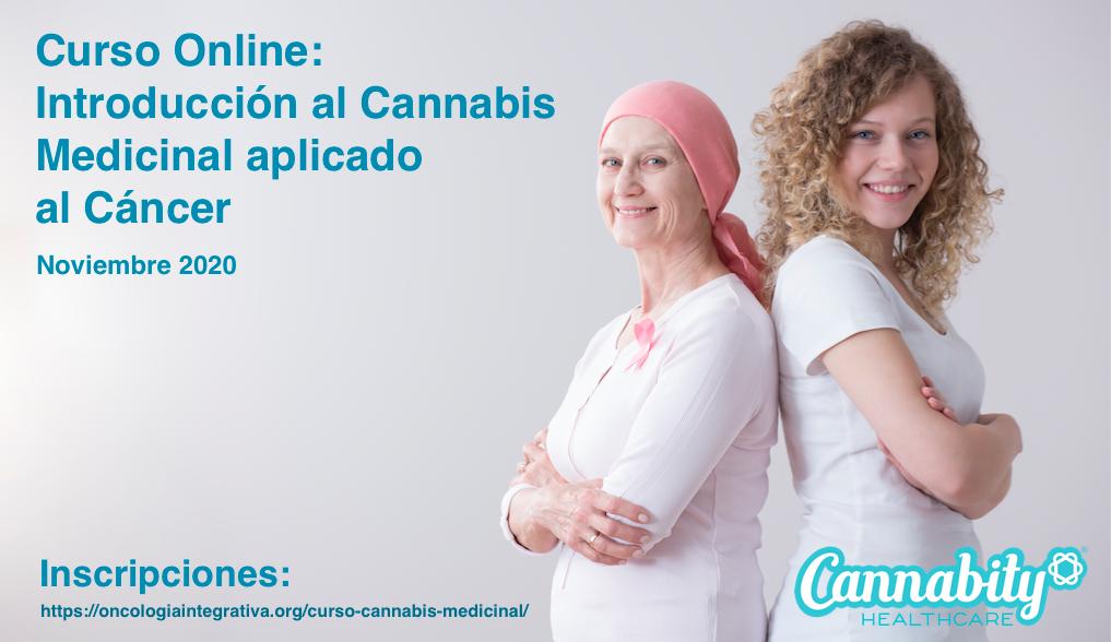 Últimos días de inscripción: Curso de Introducción al Cannabis medicinal aplicado al Cáncer
