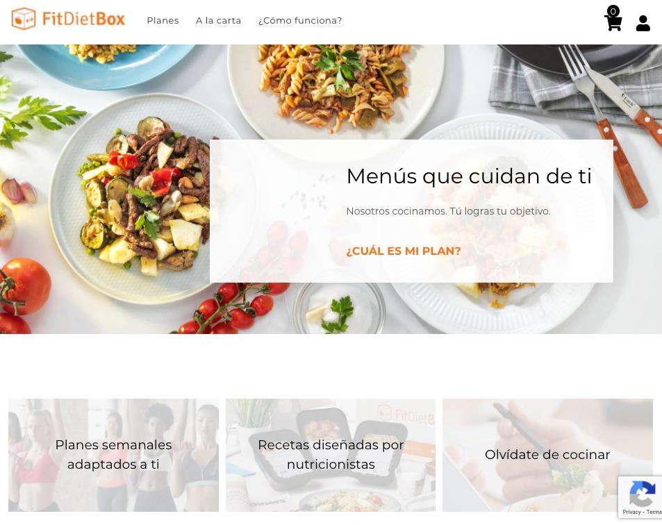 FitDietBox; la startup que revoluciona el delivery saludable