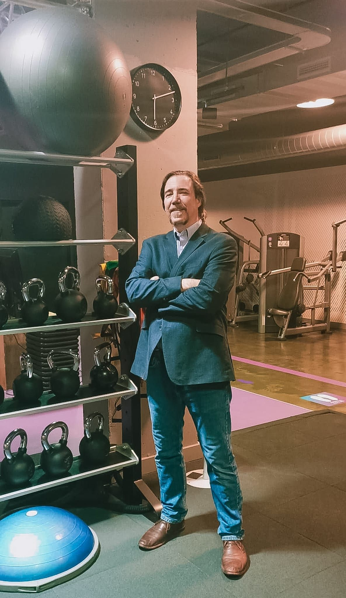 Anytime Fitness nombra a Tim Devereaux director general para España