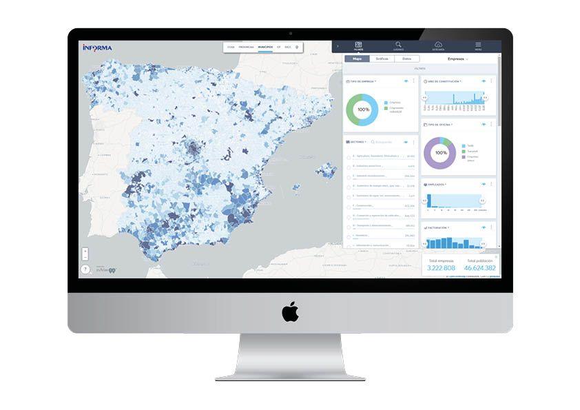 La Administración Pública apuesta por Demografía Empresarial para monitorizar las ventajas y desventajas del territorio
