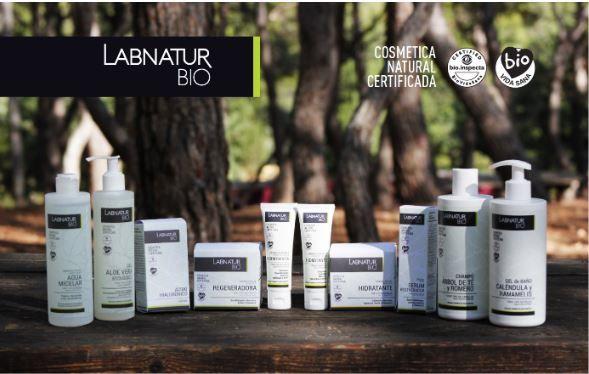 Labnatur Bio, la nueva cosmética natural certificada de Laboratorio SYS