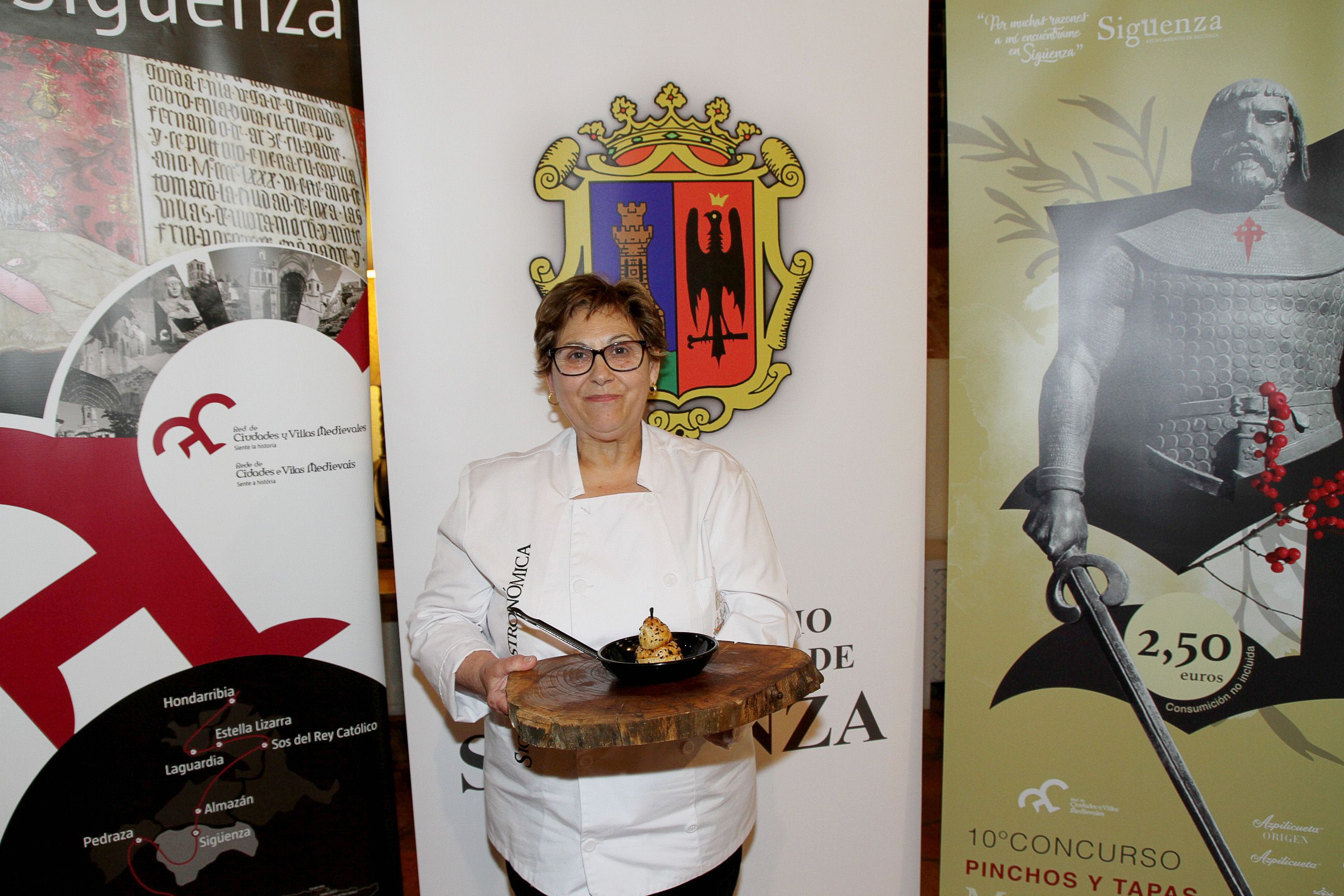 El Concurso de Pinchos Medievales ha puesto de moda el tapeo en Sigüenza