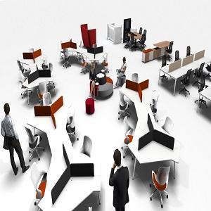 El mercado de servicios de diseño y planificación de espacios de oficinas está prosperando en todo el mundo con Davies Office, Mainrock, Work Perks, Blue Line Design