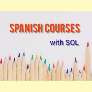 Cursos de español online con Sol