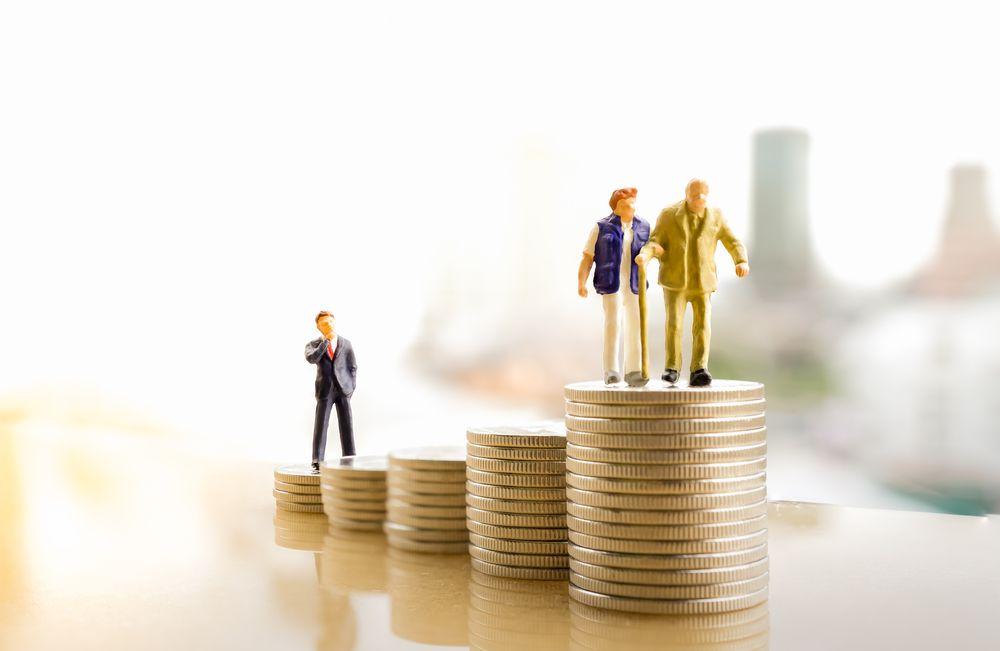 Organizar gastos personales: la clave del ahorro para el retiro